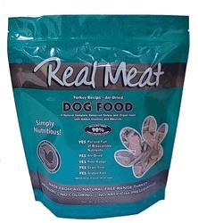 Air Dried 90% Meat Turkey Dog Food - 5lb