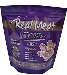 Air Dried 90% Meat Lamb Dog Food 5lb