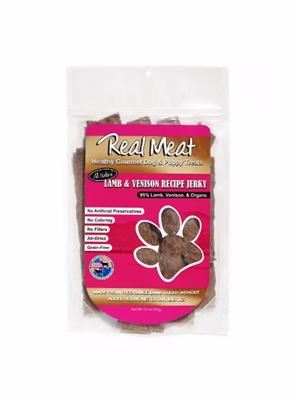 Lamb & Venison Dog Treats (STIX) - 8oz