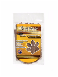 Chicken & Venison Dog Treats (STIX) - 8oz