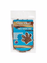 Fish & Venison Dog Treats (STIX) - 8oz