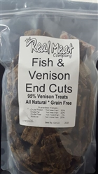 Fish & Venison End Cuts 2-lb. bag