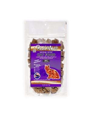 Lamb Air-Dried Cat Food Trial Size - 4oz