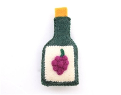 Wine Bottle Cat Toy