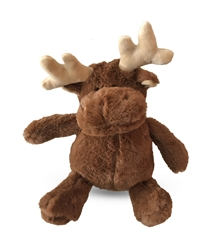 NANDOG MY BFF BROWN MOOSE PLUSH PET TOY