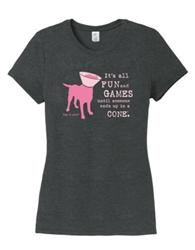Fun & Games Womens T -shirt
