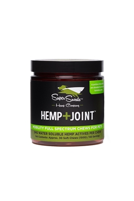 Hemp+Joint 5mg Water Soluble Hemp Chews