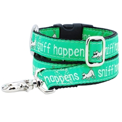 Sniff Happens Collars & Leads a Teddy The Dog & 2 Hounds Design Collaboration