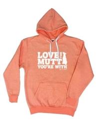 Love The Mutt Hoodie