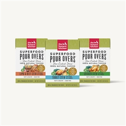 The Honest Kitchen Dog Pour Over Super Foods (Case of 12)