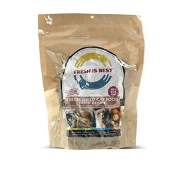 Freeze Dried Duck Cat Food, 8 oz.