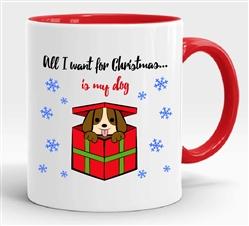 Christmas Mug All I Want for Christmas