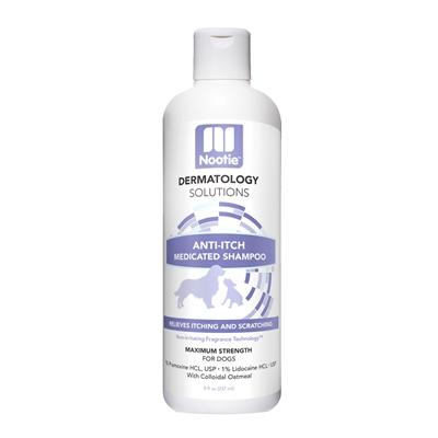 Nootie Anti-Itch Medicated Pet Shampoo - 8oz