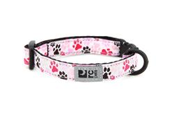 Cat Collars - Pitter Patter Pink
