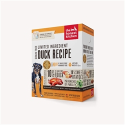The Honest Kitchen LID Duck Dehydrated Dog Food (Spruce)