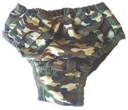 Camo Pocket Pants