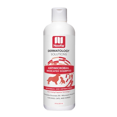 Nootie Antimicrobial Medicated Pet Shampoo - 8oz
