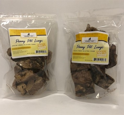 Penny Pet Lungs - 2.5 oz