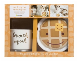 Owner/Pet Gift Set - Brunch Squad