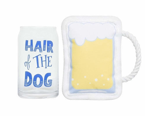 Owner/Pet Gift Set - Hair of the Dog