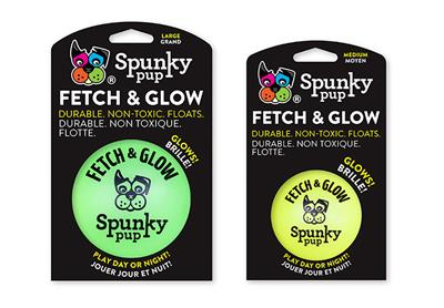 Fetch & Glow Balls