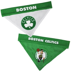 Boston Celtics Reversible Bandana