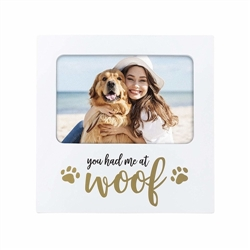 'You Had Me at Woof' Sentiment Frame