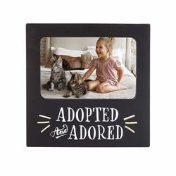 'Adopted & Adored' Sentiment Frame