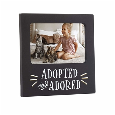 'Adopted & Adored' Sentiment Frame
