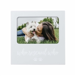 'Who Rescued Who' Sentiment Frame