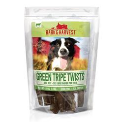 Green Tripe Twists, 9 ct.