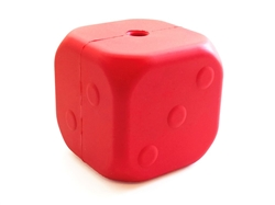 MKB Roll of the Dice Toy - Large - Red