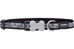 Safari Black - Dog Collar and Lead