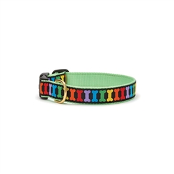 Up Country - Rainbones Collars & Leads - Delivers March 2019