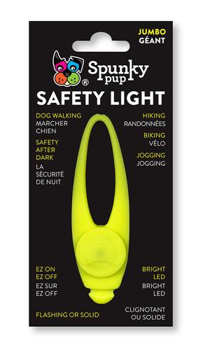 Flash & Glow Safety Light - Assorted Colors