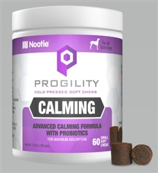 Nootie Dog Progility Calm Melatonin 60Ct