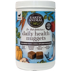 Earth Animal Dog Health Nuggets 1 Lbs.