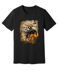 Viper - Ringsport - Malinois - Black Shirt - Design 46