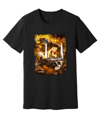 Viper - Flyball - Inferno - Black Shirt - Design 50