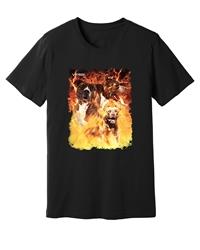 Viper - Bully - Inferno - Black Shirt - Design 54