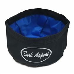 Collapsible Food and Water Bowl