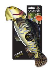 Fly & Fetch Fish Toy