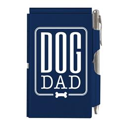 Dog dad Flip Note