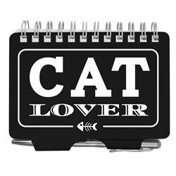 Cat Lover Password Book