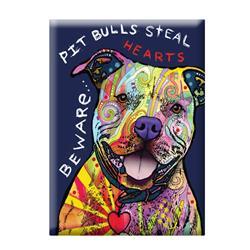 Magnet Dean Russo Pit Bulls