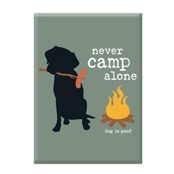 Magnet Dog Is Good Campfire
