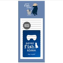 Dog is Good Never Fish Magnetic Gift Set