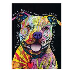 Dean Russo Pit Bull Journal