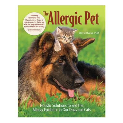 Allergic Pet Book