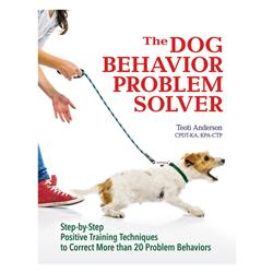 Dog Behavior Problem Solver Book